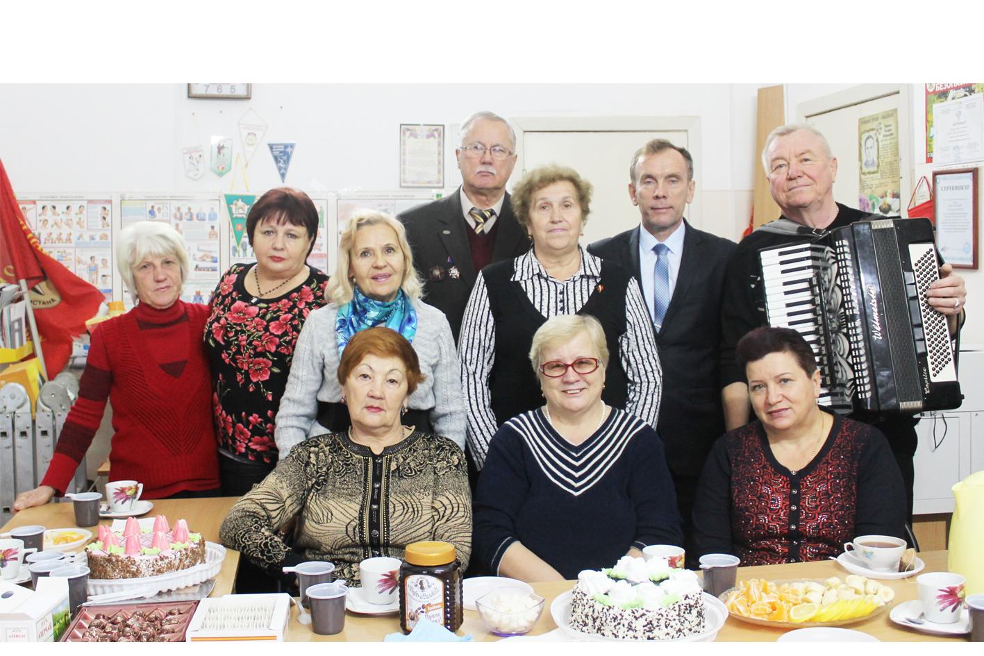 В Абинске состоялась встреча матерей солдат, погибших во время военных действий в «горячих точках»