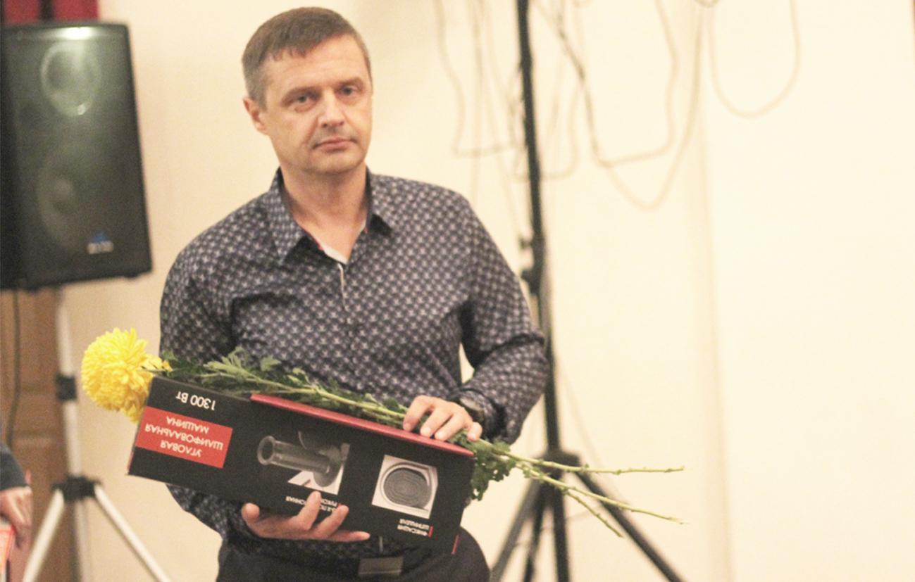 Глава Абинского района поздравил полицейских