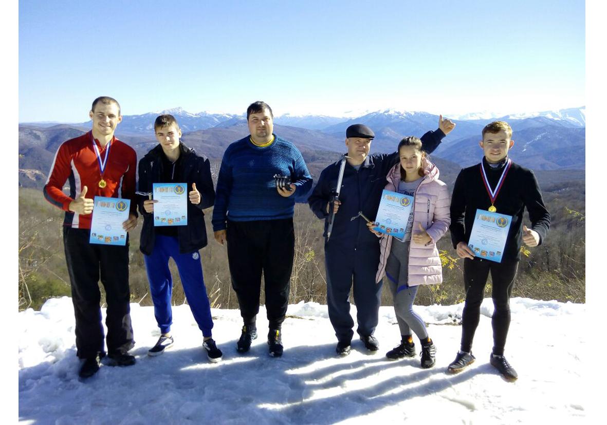 Абинские спортсмены стали чемпионами Республики Адыгея