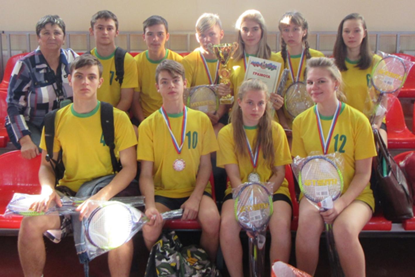 Холмские школьники стали вторыми в краевых спортивных играх