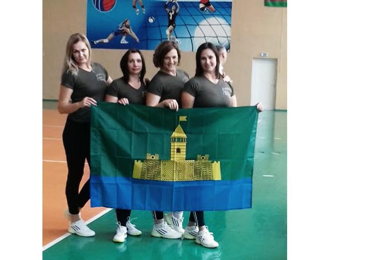Женская команда Абинского района стала лучшей в ГТО