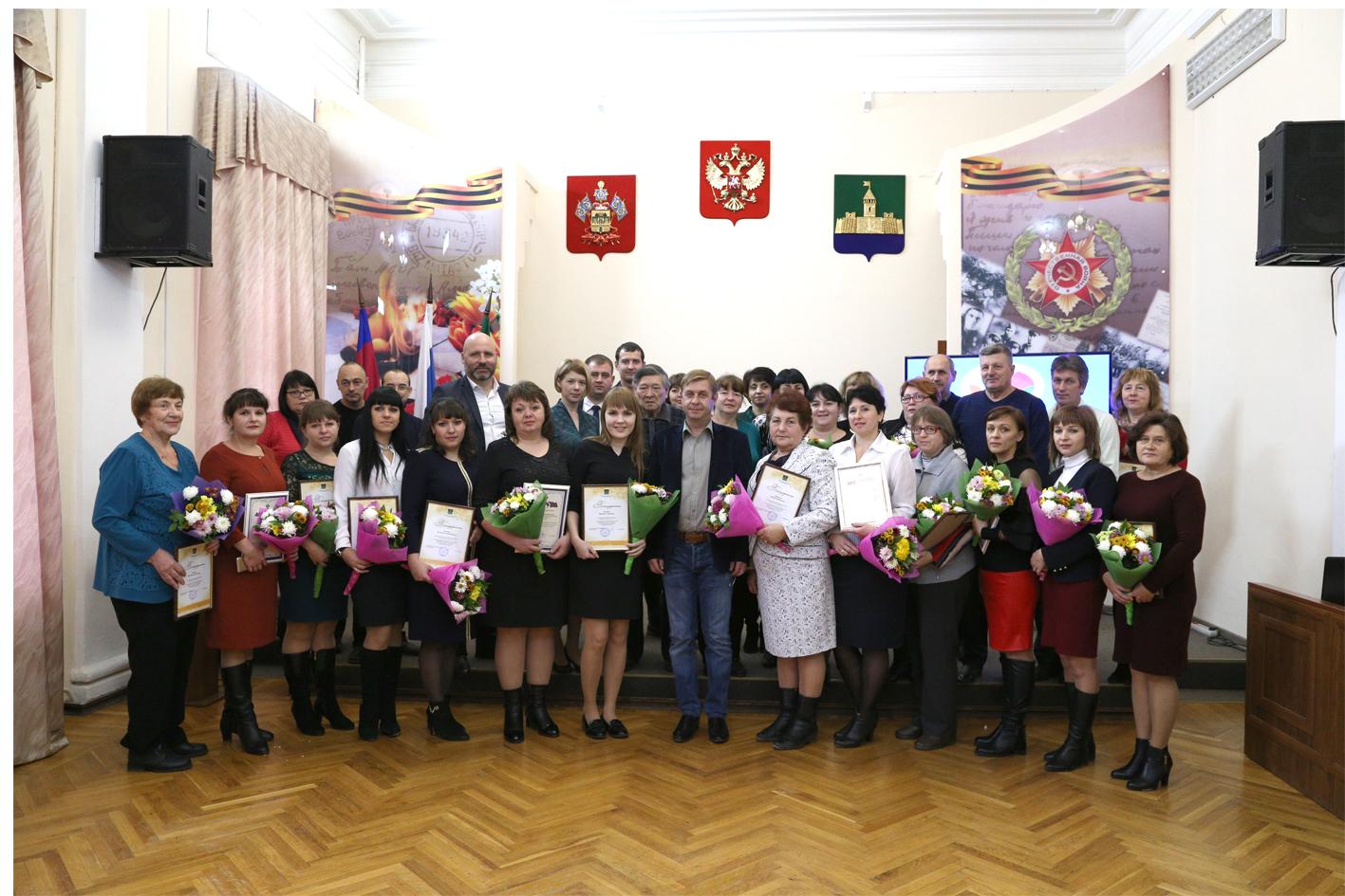 В Абинске отметили День избирательной системы Краснодарского края