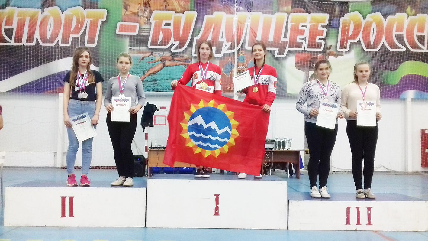 «Кубанская зима» принесла абинским спортсменам 10 медалей