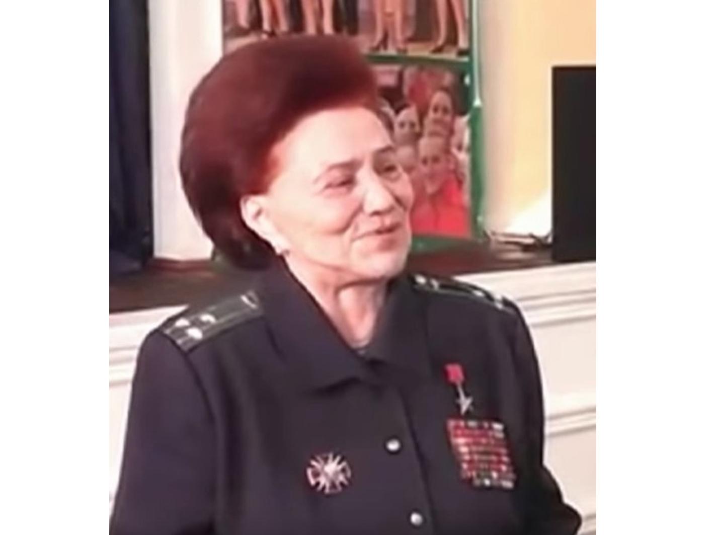 Умерла почетный гражданин Абинского района, летчик-испытатель Марина Попович