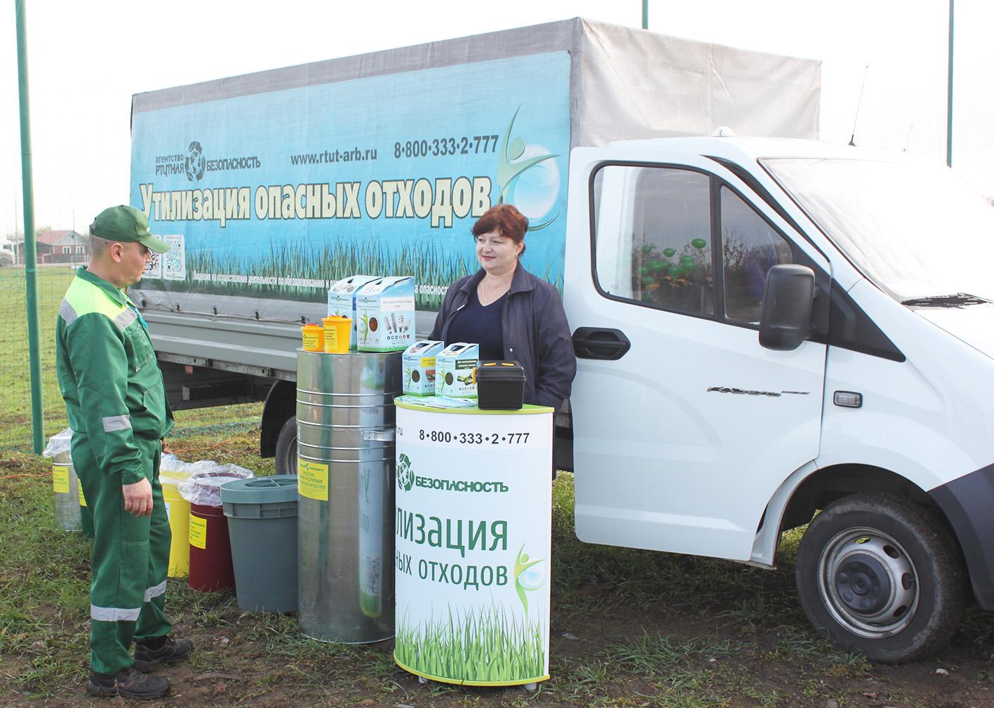 В Абинске пройдет предновогодний экологический марафон
