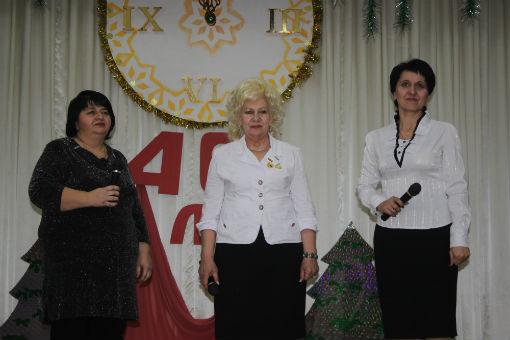 Абинскому районному совету ветеранов – сорок лет