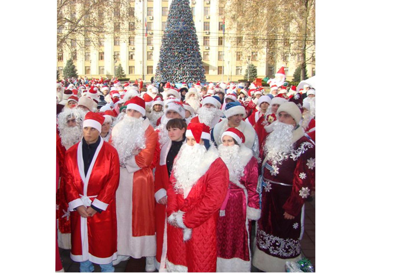 Жители Абинского района могут принять участие в «снежном флешмобе»