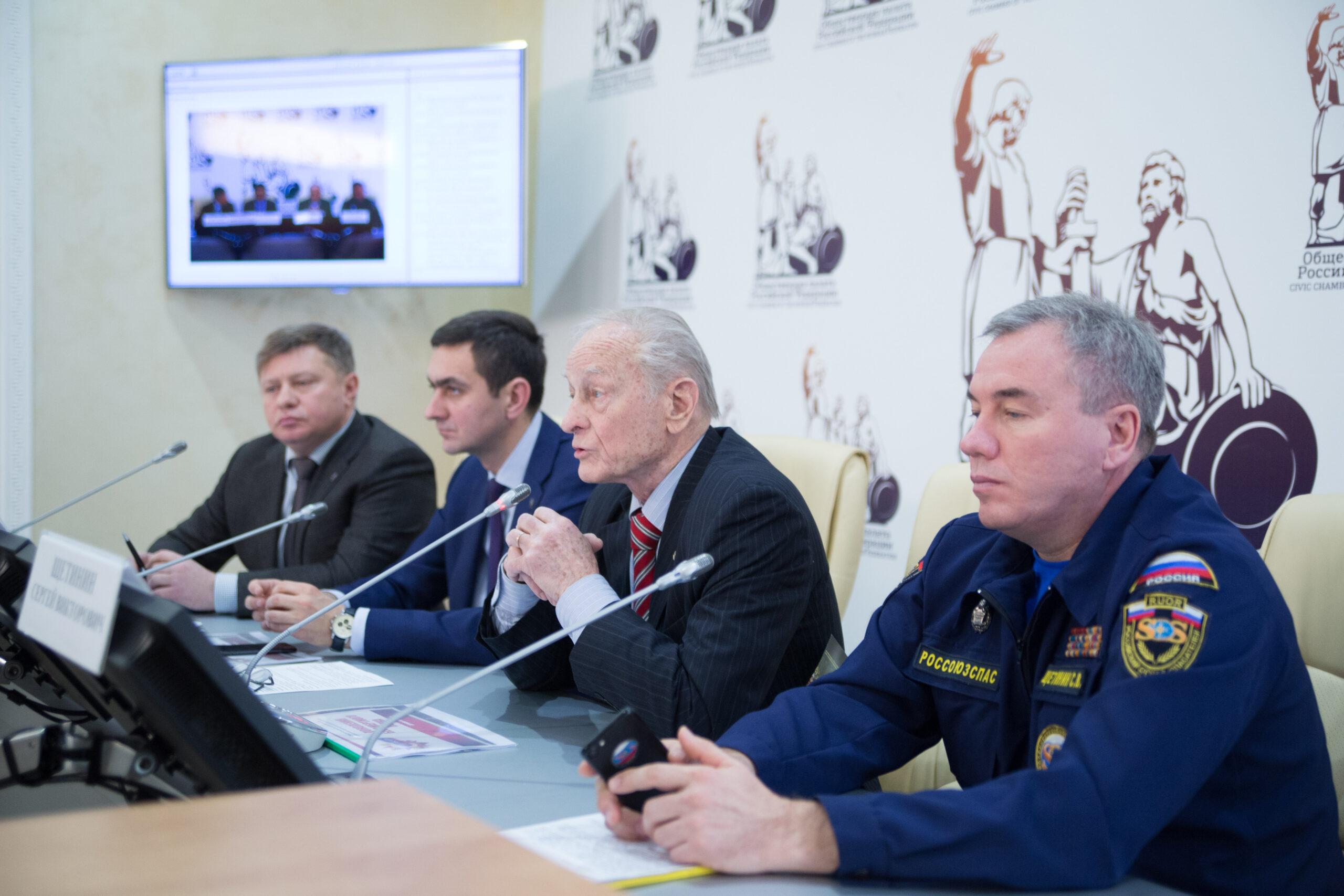 В Общественной палате РФ стартовал проект «Поколения Бессмертного полка»
