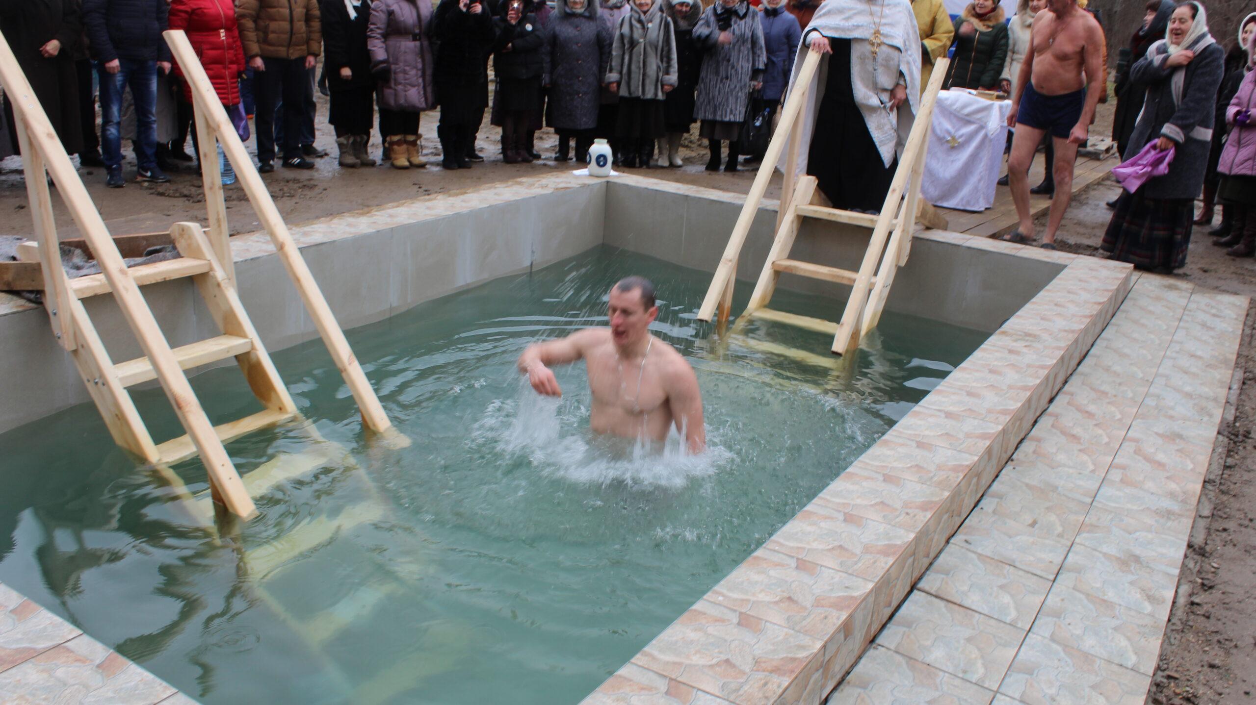 В Абинском районе оборудовано два места проведения обряда омовения