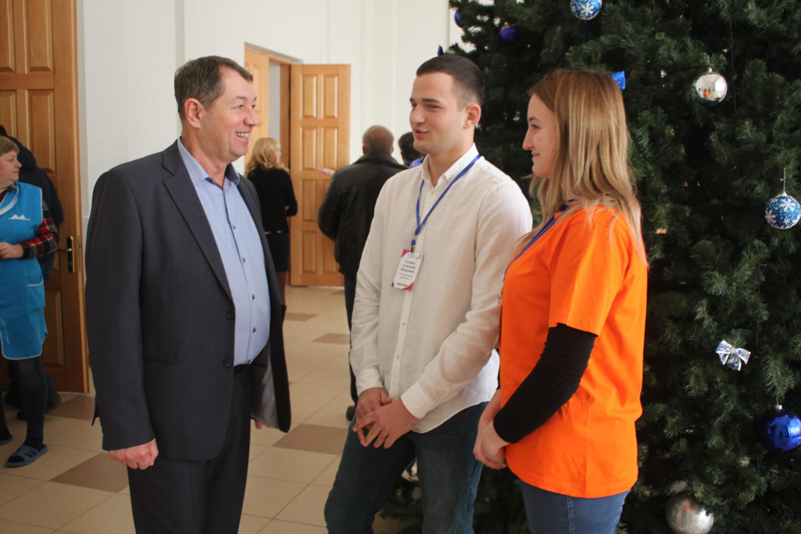 Студенты Ахтырского техникума «Профи-Альянс» приняли участие в открытии регионального чемпионата WorldSkills Russia