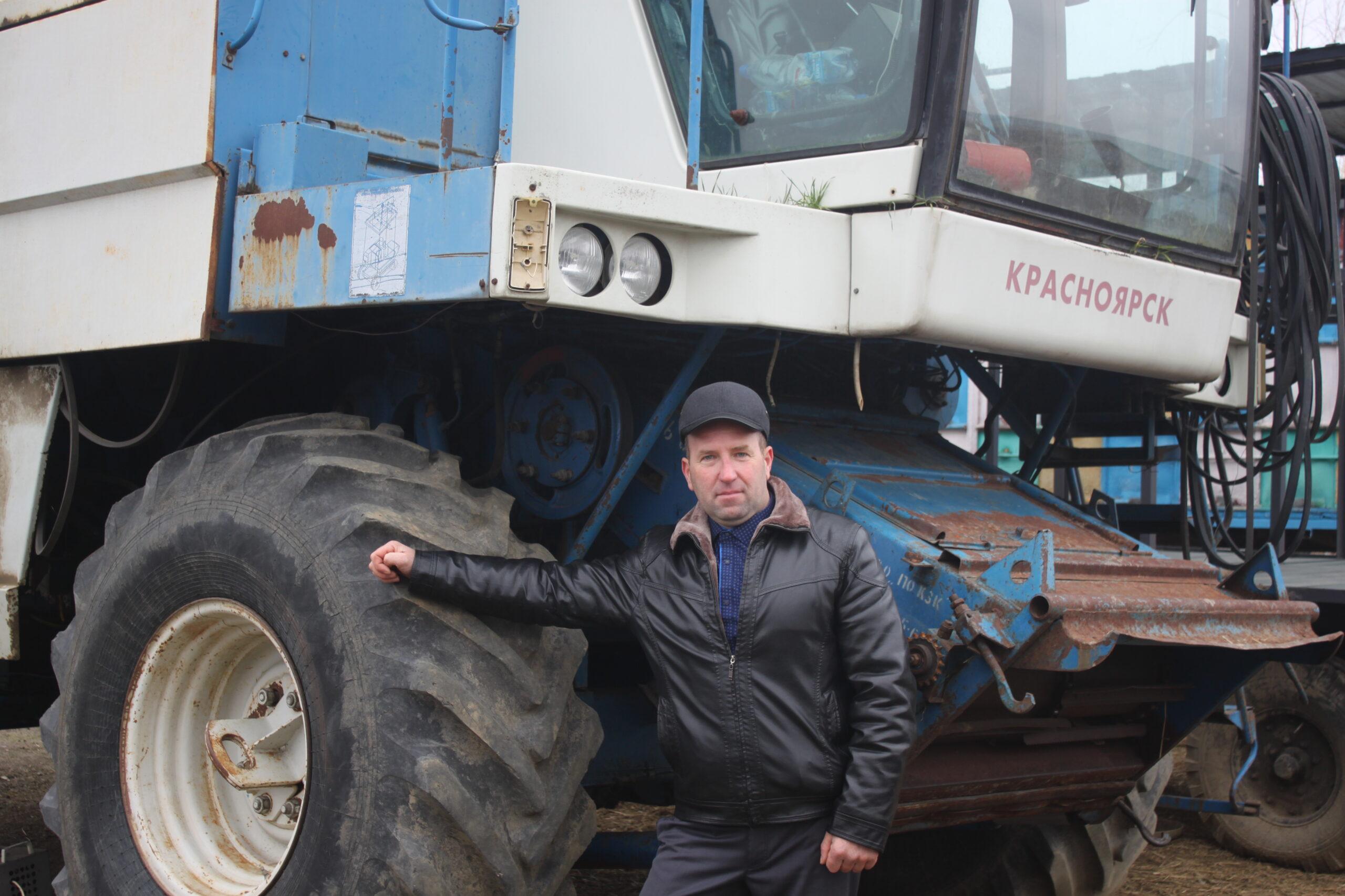 Дело фермера Пономарева из села Варнавинского