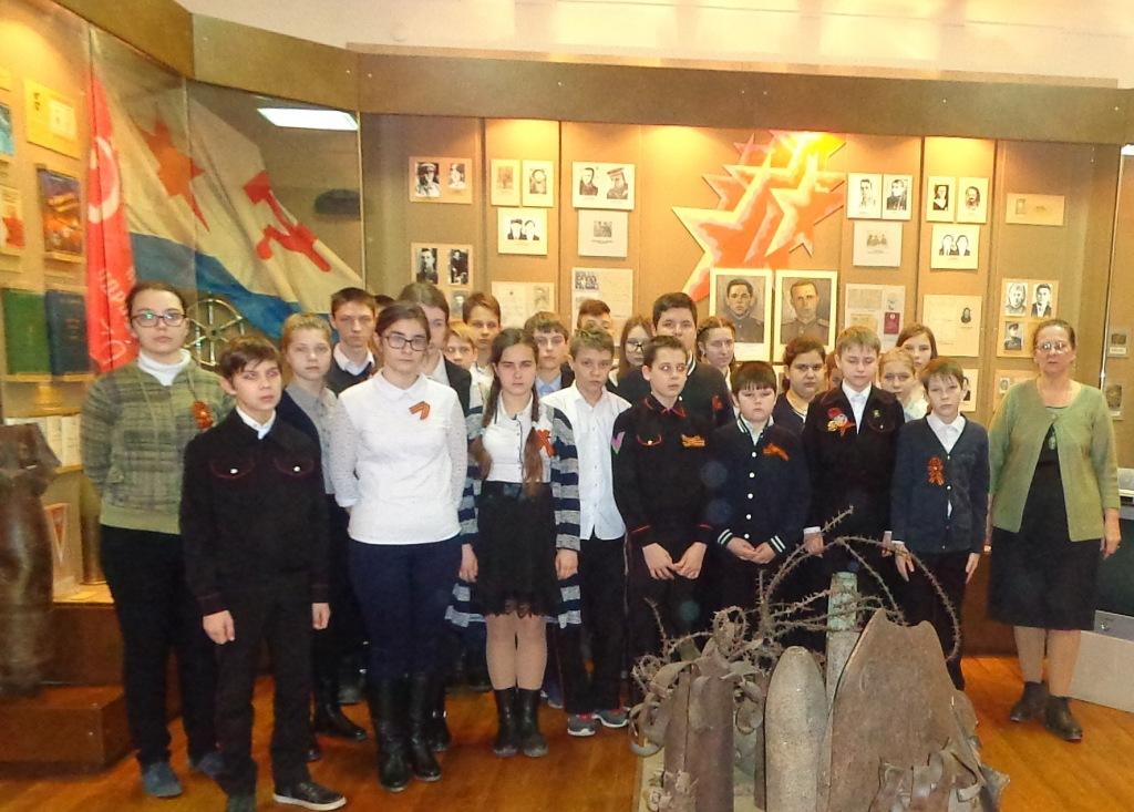 Светлогорские школьники побывали в абинском музее