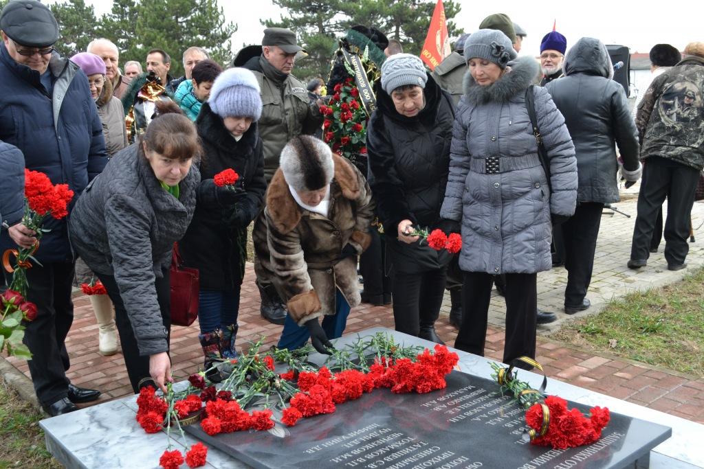 В Абинске почтили память россиян, исполнявших служебный долг за пределами Отечества