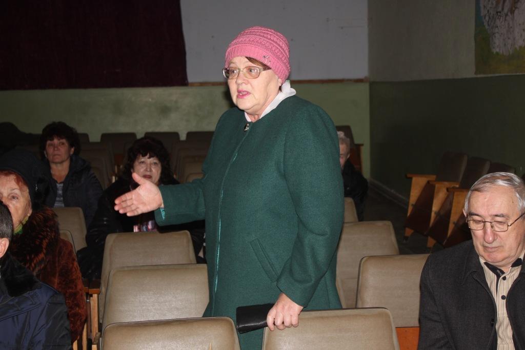 В рамках встреч главы Абинского района состоялся разговор с жителями поселка Синегорска