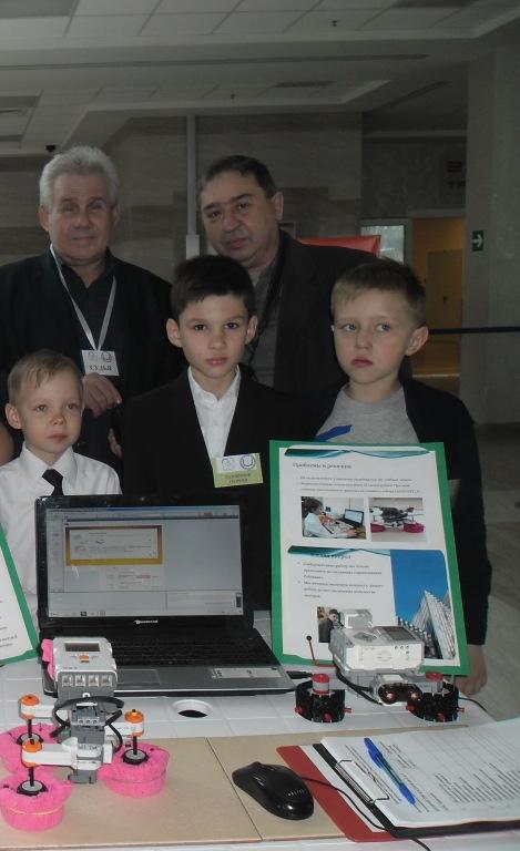 Ахтырские школьники стали победителями краевого турнира по робототехнике