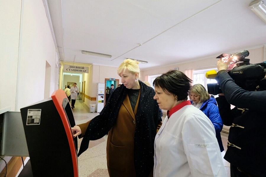 Минькова оценила уровень зарплат работников соцсферы Абинского района