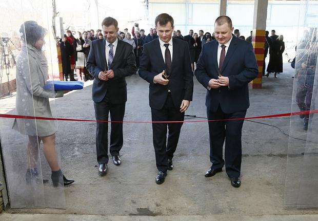 Комплекс по товарной обработке фруктов открыли в Краснодарском крае