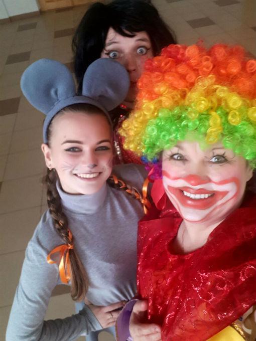 В Ахтырском отметили Международный день театра