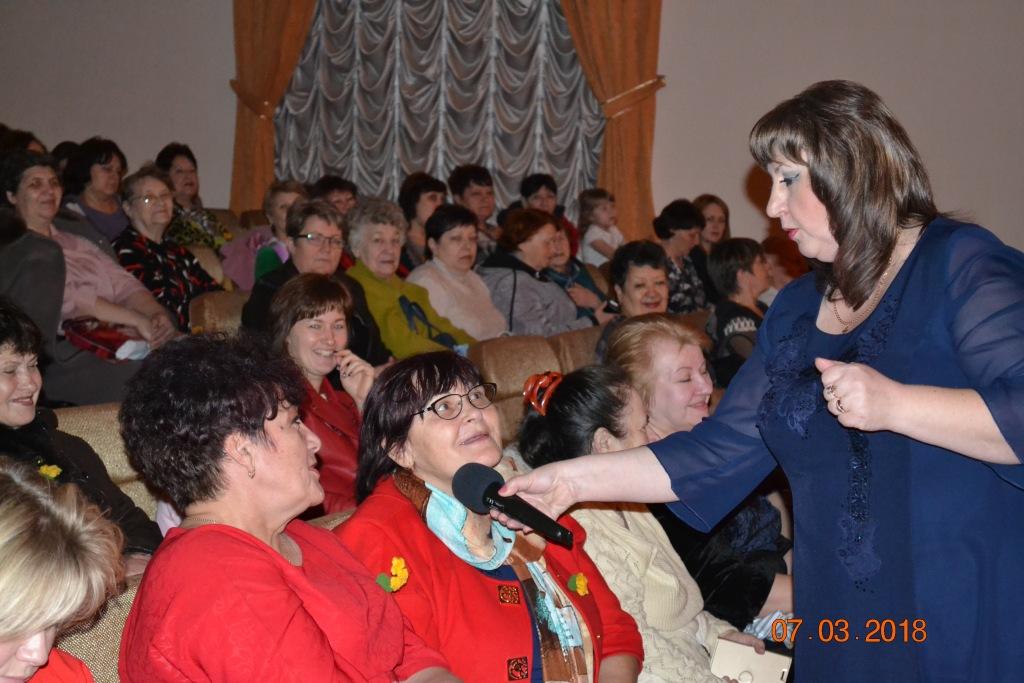 В поселке Ахтырском отметили первый весенний праздник