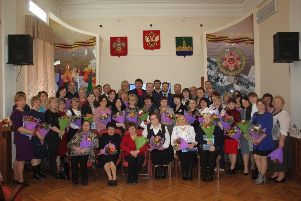 На торжественный прием главы Абинского района были приглашены жители Абинского и Ахтырского городских поселений