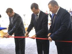 В селе Светлогорском открыт новый комплекс с упаковочно-сортировочной линией