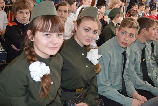 В Абинске состоялся финал фестиваля «Край казачий – родная земля!»