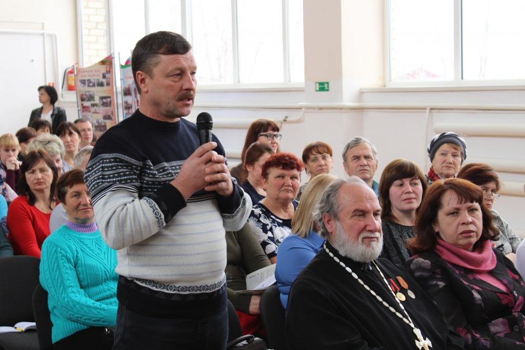 Открытая сессия прошла 26 февраля в Холмском сельском поселении