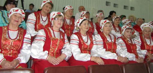 Жюри отметило выступление народного самодеятельного коллектива ветеранской организации Абинского района в III зональном этапе краевого песенного фестиваля