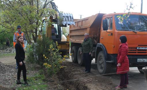 Ремонт части дорог в Холмском сельском поселении завершится к 15 мая