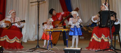 Более 400 малышей приняли участие в районном фестивале «Край наш казачий – родная земля!»