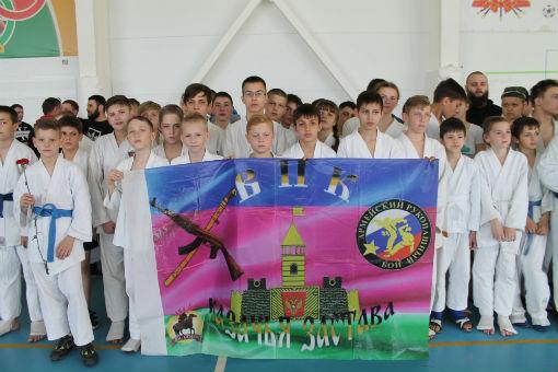 В Абинске прошел традиционный турнир по рукопашному бою памяти Героя России майора ФСБ