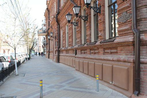 Эксперты ОНФ зафиксировали факт некачественной реконструкции исторического здания в Краснодаре