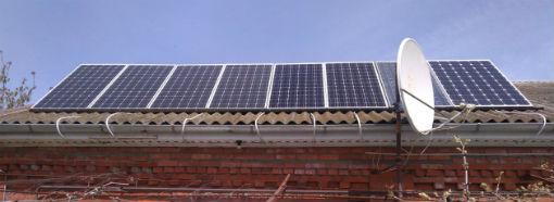 Энергию солнца – в дом!
