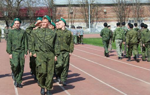 В Абинске прошел муниципальный этап краевой спартакиады допризывной молодежи