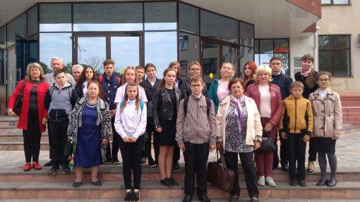 Школьники Абинского района успешно выступили на краевой научно-практической конференции Малой сельскохозяйственной академии учащихся