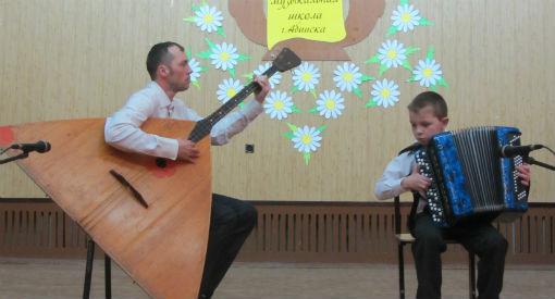 В Абинске прошел традиционный фестиваль семейного творчества
