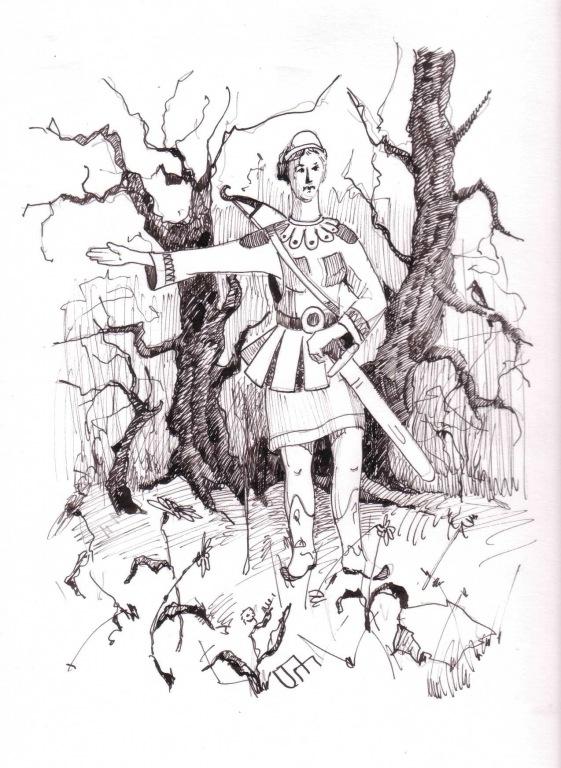 Легенда о станице-путешественнице, что из заповедных дремучих лесов на простор переселилась