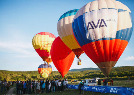 В Абинском районе пройдёт ежегодный фестиваль воздухоплавания
