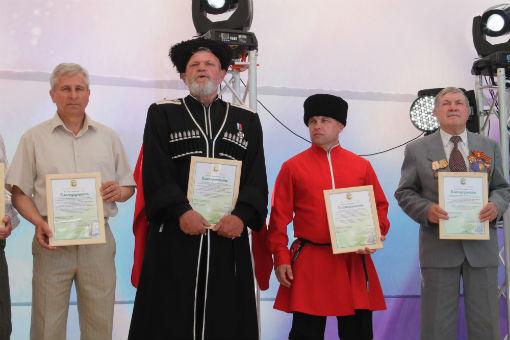 Поселок Ахтырский отметил 155-летие