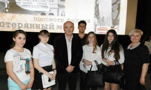 В Абинске состоялся спецпоказ документального фильма в рамках акции «Другое кино»