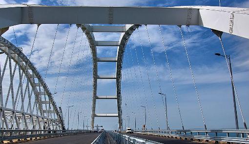 Первые шаги по новому автомобильному мосту в Абинске сделал журналист газеты «Восход»