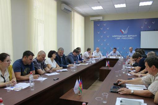Региональное отделение ОНФ считает необходимым усилить контроль за реализацией «мусорной реформы» в Краснодарском крае