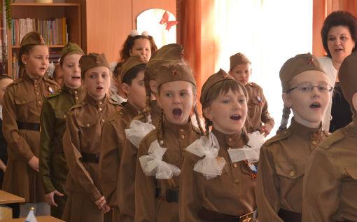 В школе №38 г. Абинска открыли Парту Героя