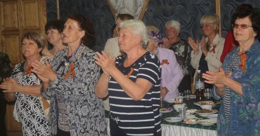 Для жителей микрорайона ТОС №2 г. Абинска прошло праздничное мероприятие