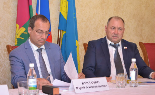 Депутат Госдумы и председатель ЗСК провели совместный прием граждан