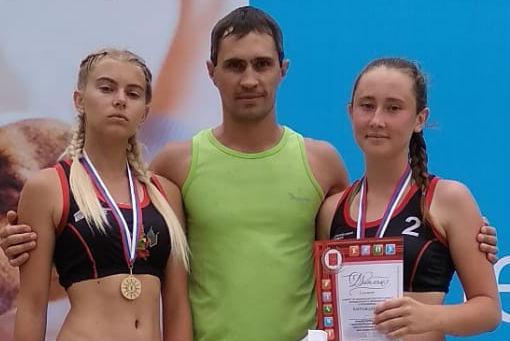 Абинская волейболистка будет участвовать в первенстве России