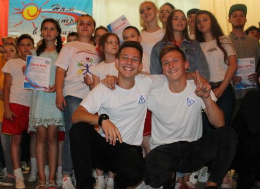 Зональные этапы краевого фестиваля «Нам жить в России» стартовали в Абинске