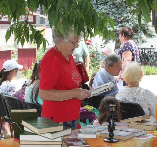 Жители Абинского района читали Пушкина на разных языках