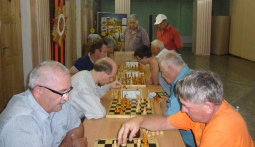В Абинске состоялся шахматный турнир