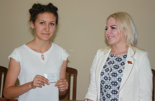 Молодежь предлагает украсить здания города Абинска